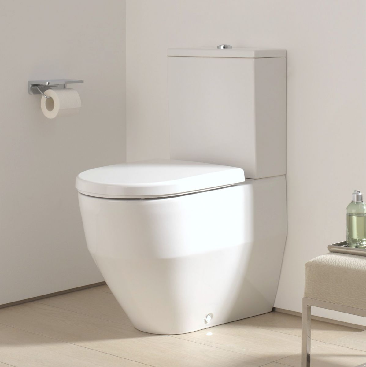 Laufen pro back to wall toilet get soap out of carpet